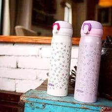 韓國BEDDY BEAR 杯具熊 限量碎花款 304不鏽鋼保溫杯 保溫瓶 悶燒杯(480ML)