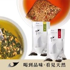 【發現茶】棗尋蜜紅 /禾日綠茶 雙入特惠組