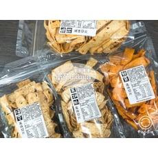 【風味切片系列】鮭魚切片/海苔切片/黑胡椒切片/麻辣切片 150公克裝