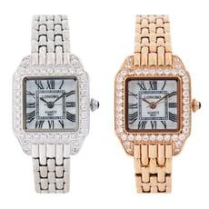 LONGBO 時尚方形手錶(6027)