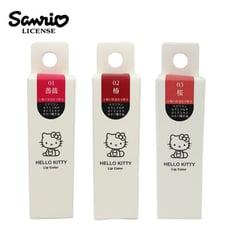 凱蒂貓 潤色護唇膏 3.8g 日本製 潤唇膏 護唇膏 雙色194296 194302 194319