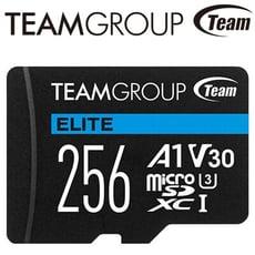 【公司貨】Team 十銓 256G microSDXC TF UHS-I U3 A1 V30 記憶卡