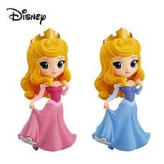 Q posket 睡美人 奧蘿拉 公仔 模型 Aurora 迪士尼 355598 355604