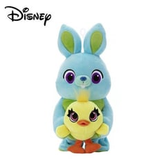 玩具總動員4 Ducky Bunny 說話玩偶 鴨霸與兔崽子 動趣說話 皮克斯 203213