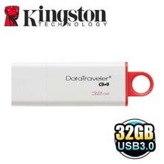 【公司貨】Kingston 金士頓 32GB 32G DTIG4 USB3.0 隨身碟