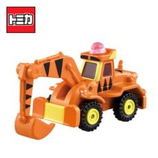 TOMICA DM-09 跳跳虎 挖土機 玩具車 小熊維尼 Disney Motors 158073