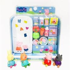 正版授權佩佩豬/角落生物廚房玩具組