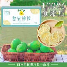 憋氣檸檬|南投冷巖山即時鮮泡檸檬片 (50入/盒)