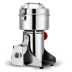 2000克打粉機 粉碎機 搖擺式研磨機 不銹鋼打粉機 中藥材打粉研磨機粉碎機 調味料磨粉機