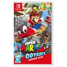 【Nintendo 任天堂遊戲片】瑪利歐奧德賽(中文版全新)