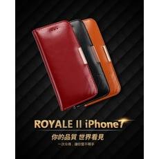 捨得II系列真皮皮套 iPhone 7/8/X/XR/XS