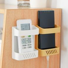 遙控器收納盒 牆面置物盒 黏貼式遙控器收納盒 遙控器壁掛盒
