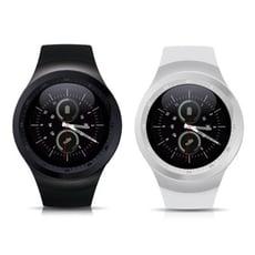 升級版 圓款觸控心率智慧手錶 心律藍芽手錶 藍牙手錶 智慧手環 藍芽手環 藍牙手環 運動手環