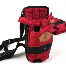 貓咪背包寵物便攜外出胸前包狗狗書包出行雙肩貓袋子背帶貓包外帶 - l胸圍48cm內