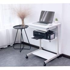小戶型可移動電腦臺式桌簡約家用臥室床邊桌床上迷妳小寫字書桌子