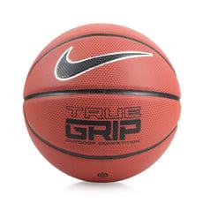 NIKE TRUE GRIP 7號籃球-附球針 咖啡黑