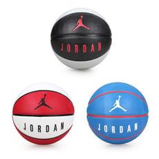 NIKE JORDAN PLAYGROUND 8P 7號籃球-籃球 飛人喬丹 紅白黑