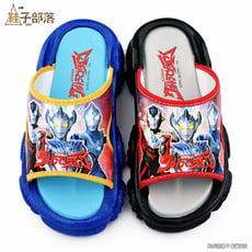 【鞋子部落】 大河戶外拖鞋 超人力霸王 UM0297-藍/黑 (共二色)