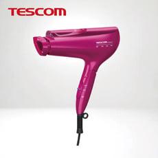 TESCOM 白金膠原蛋白吹風機 TCD5000TW 桃紅