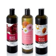 【Sesedior】橄欖保濕香水沐浴乳三款任選