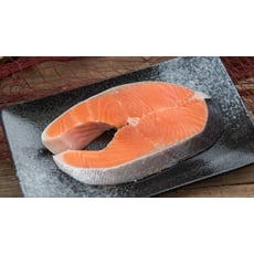 智利有夠鮭魚厚切片300克