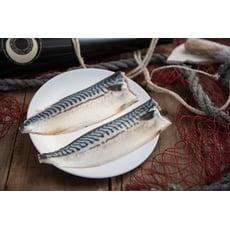 挪威鮮嫩薄鹽鯖魚片190克