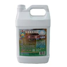 水性強效機械油污清潔劑(泡沫式)【4000cc】