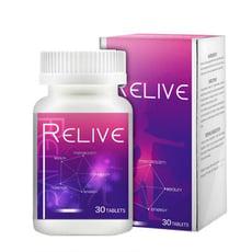 【RELIVE】皇室御用高濃度白藜蘆醇(30錠/盒)﹝小資屋﹞