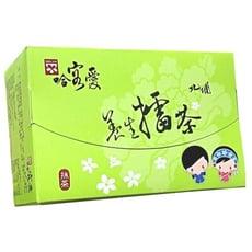 【啡茶不可】哈客愛抹茶擂茶(38gx16入/盒)全國唯一每年送檢驗品項最多 堅持使用天然食材食品衛生