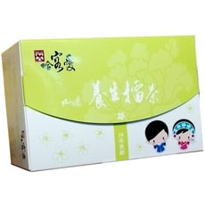 【啡茶不可】哈客愛無糖抹茶擂茶(32gx16入/盒)全國唯一每年送檢驗品項最多 堅持使用天然食材食品