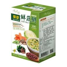 即食沖泡  藜麥鮮蔬粥(純素)