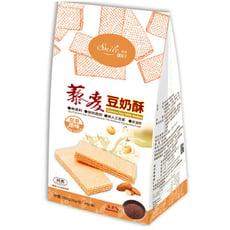 【Smile99纖莉子】藜麥豆奶酥(純素)