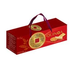 藜麥三寶禮盒(藜麥餅乾.素)