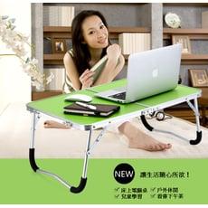 鋁合金 電腦桌 筆電桌 床上桌 兒童學習桌 戶外折疊桌 完全折疊橡膠腳套款