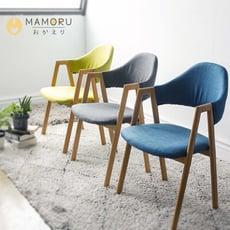 北歐風設計款A字型木紋靠背餐椅 (餐椅/妝檯椅/休閒椅/書桌椅)