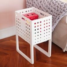 【好購家居】日本熱銷折疊收納籃/置物籃/洗衣籃