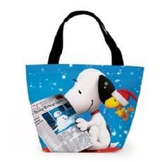 經典 SNOOPY手提袋子便當袋/便攜上班小號保溫袋鋁箔加厚午餐便當包