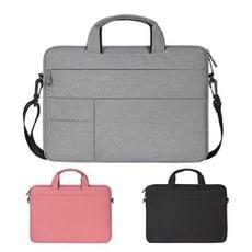 送肩背帶|內刷毛多夾層筆電包|Macbook Air Pro筆電包