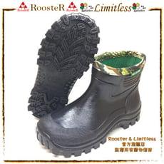專球牌短筒防水鞋雨鞋雨靴A330