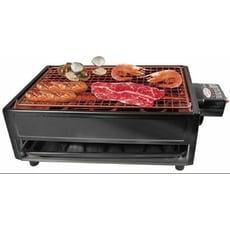 【西美牌】《台灣製造》烤肉風味環保電煎烤爐/鐵板燒/烤肉爐/電烤盤/煎烤盤SM-829