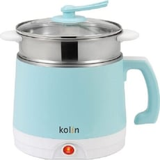 【Kolin歌林】雙層防燙不鏽鋼多功能美食鍋2L(KPK-LN200S)
