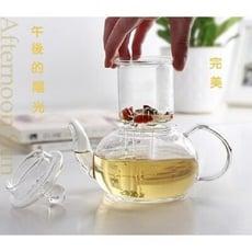 玻璃直火耐熱茶壺/花茶壺(900cc)