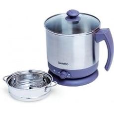 【丹露】2.3L多功能快煮鍋、美食鍋,電煮鍋 / 蒸籠底部可分離