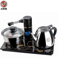 【台熱牌】 光觸控數位面板 電茶壺泡茶組 T-6369