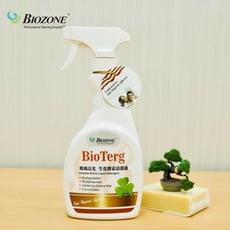 【美國百龍Biozone】BioTerg 玻璃亮光 生化酵素清潔劑