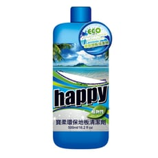 【富樂屋】寶柔環保地板清潔劑500ML/瓶