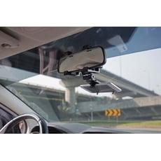 車用手機架(後視鏡)180度調整 ABS塑膠材 便利穩定性高LB-8024HO利百代LIBERTY