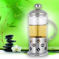 【風雅沖茶器350ml】304不鏽鋼 泡茶壺 咖啡壺 泡茶器 茶壺 水壺 沖茶壺