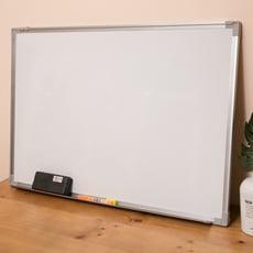 磁性大白板60x90cm(贈白板筆+板擦)