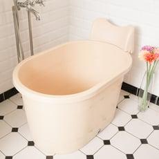 頭枕式SPA泡澡桶220L